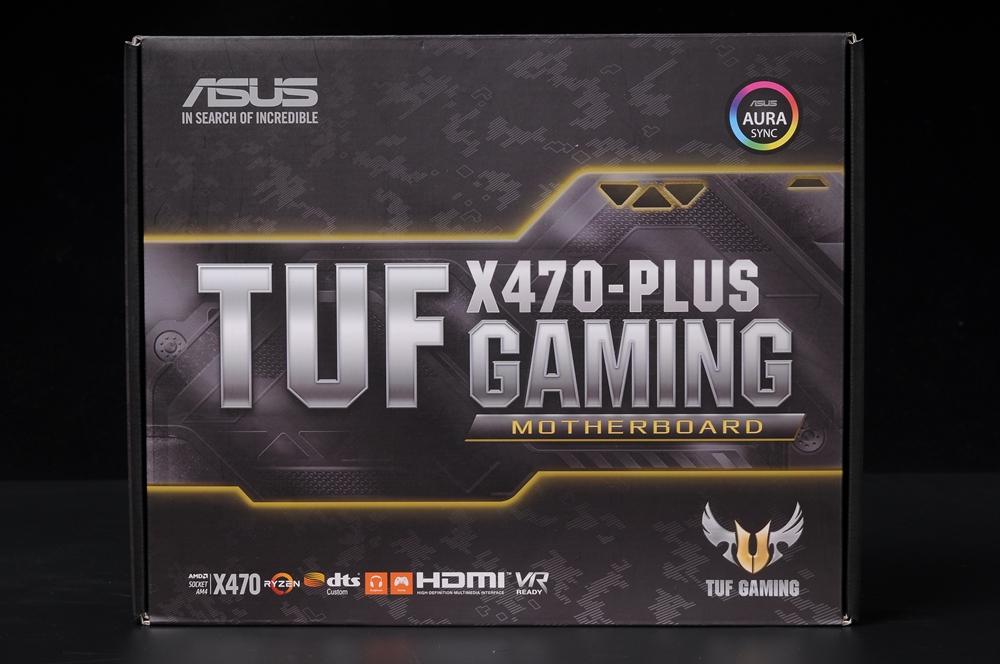 ASUS 华硕 TUF X470-PLUS GAMING 主板 评测