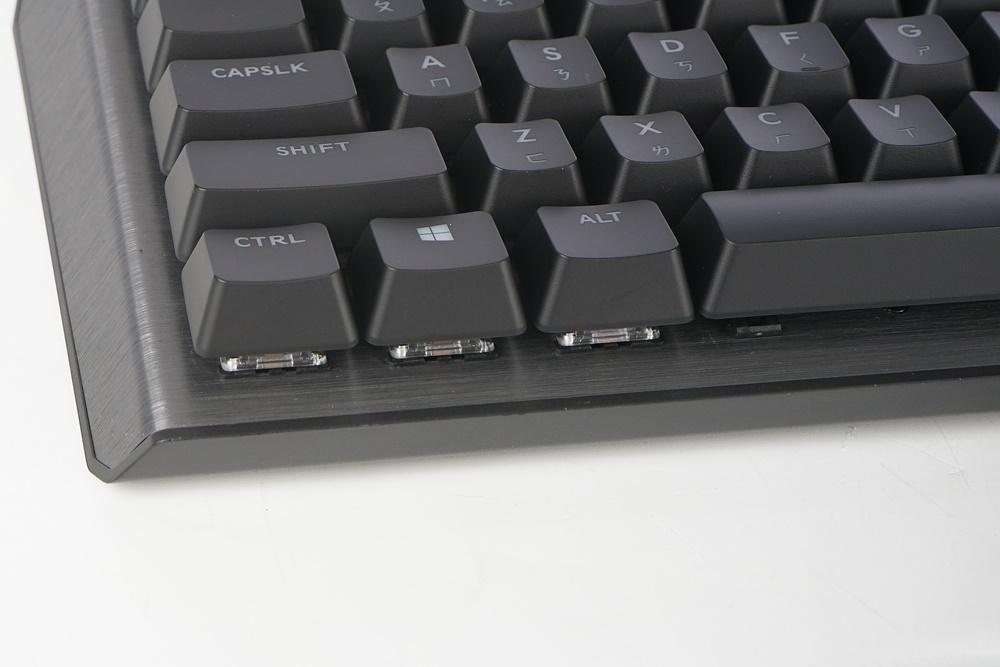 COOLER MASTER 酷冷至尊 CK550 机械键盘 评测