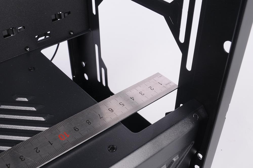 SHARKOON 旋刚 TG5 炫光者RGB 机箱 评测