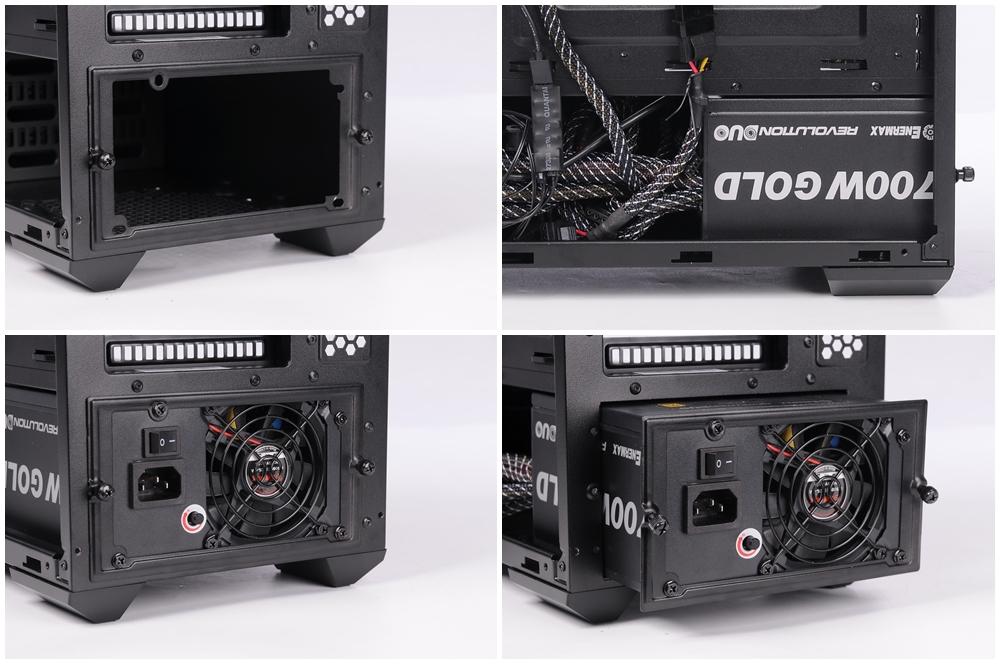 COOLER MASTER 酷冷至尊 MASTERBOX MB500 评测