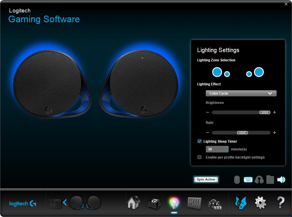 罗技logitech G560电竞游戏音箱评测