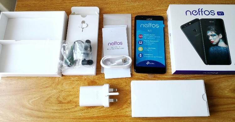 TP-Link Neffos N1 评测