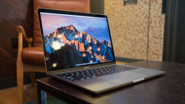 Touch Bar版MacBook Pro(13英寸,2017年中)评测