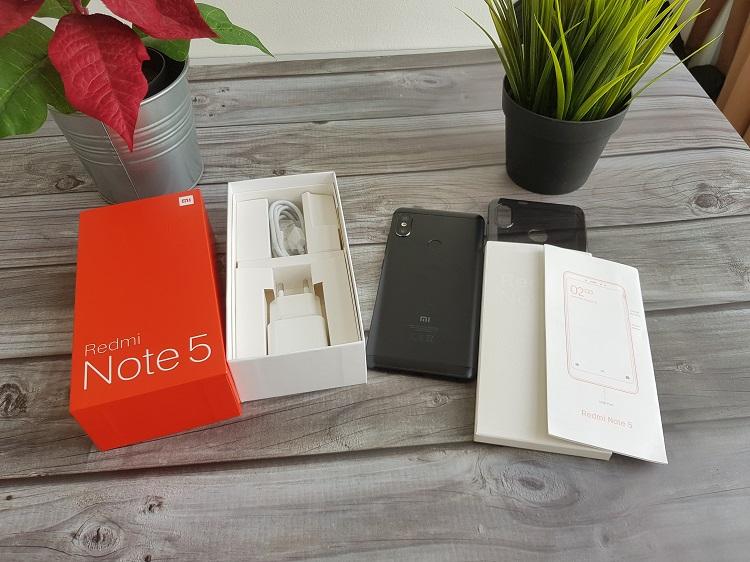 红米 Note 5测评