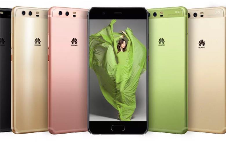 华为Huawei P10 Plus评测