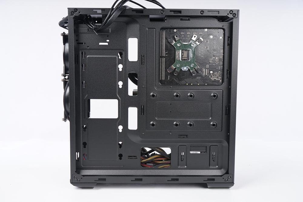 COOLER MASTER 酷冷至尊 MASTERBOX MB501L 机箱 评测
