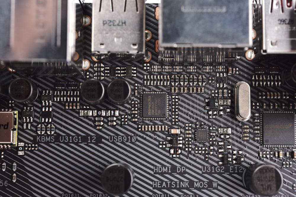 华硕 ASUS ROG STRIX Z370-G GAMING 评测