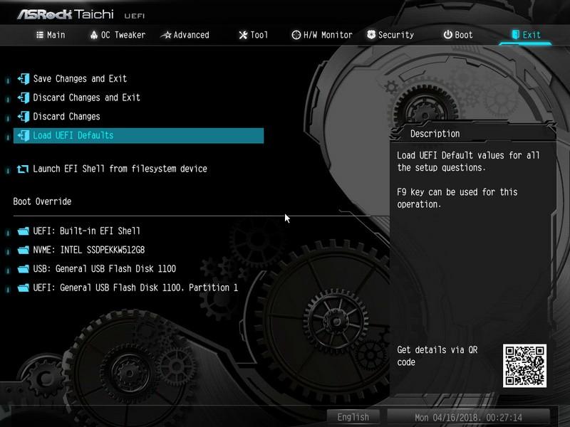 ASROCK 华擎 X470 TAICHI 主板 评测