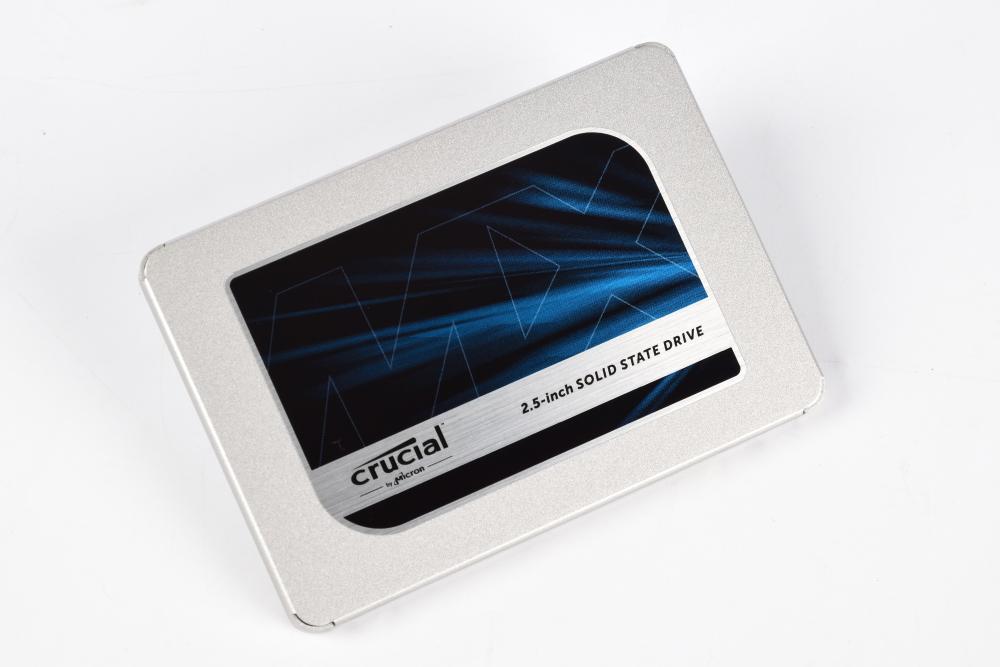 CRUCIAL 镁光 MX500 SSD固态硬盘 评测