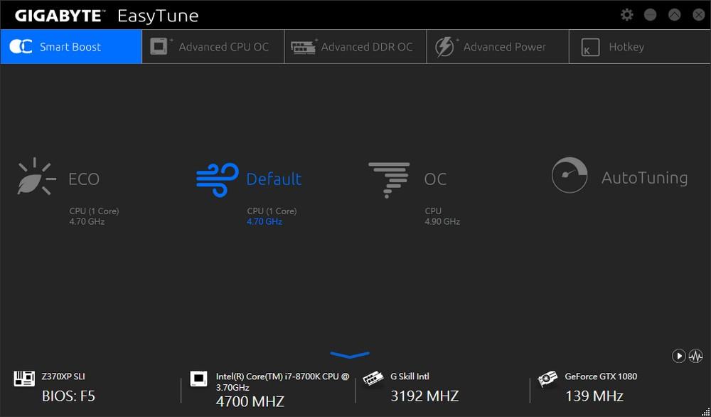 GIGABYTE 技嘉 Z370XP SLI 评测