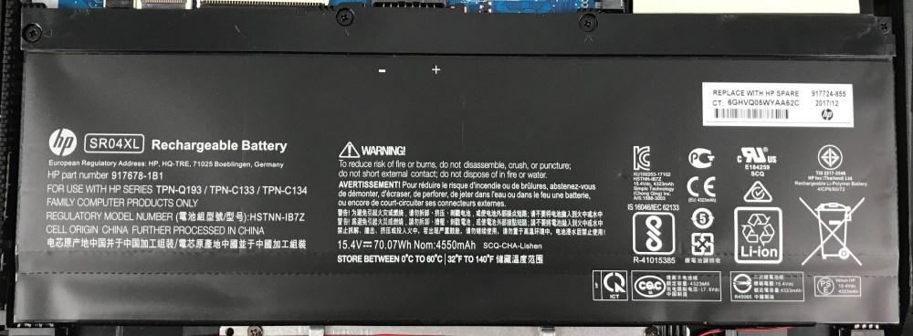 HP 惠普 暗影精灵4代 评测