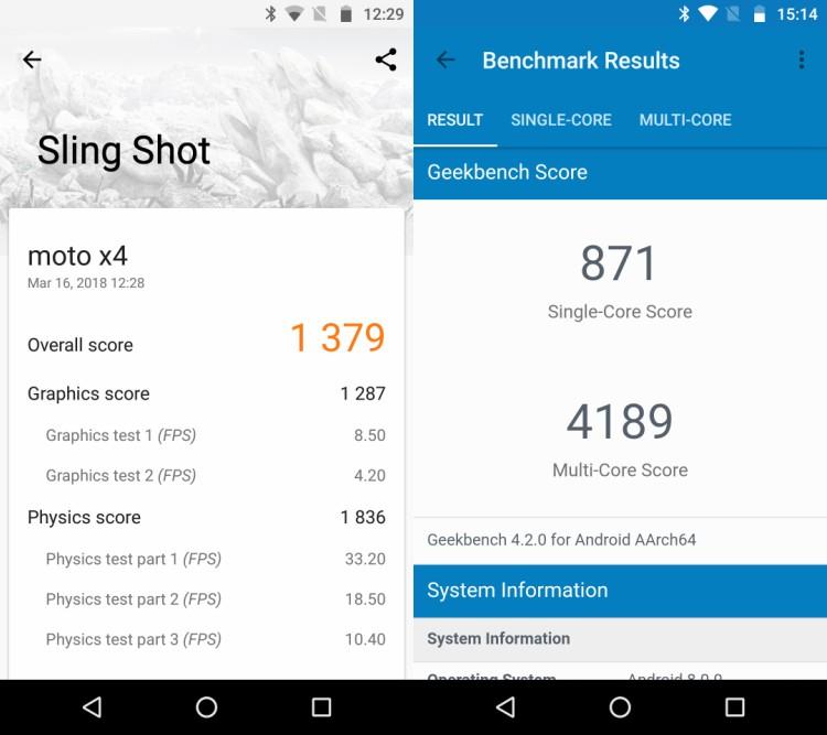 Moto X4评测