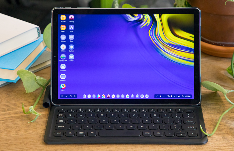 三星 Galaxy Tab S4 评测