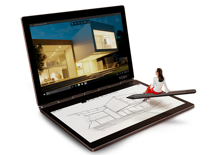 Lenovo 联想 Yoga Book C930 评测