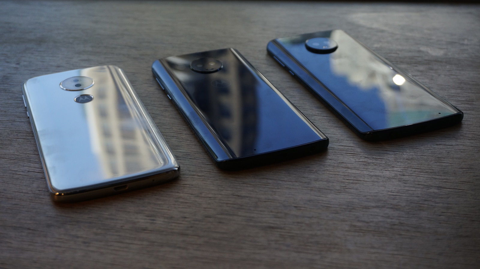 Moto G6,Moto G6 Plus和Moto G6 Play对比:有什么不同?