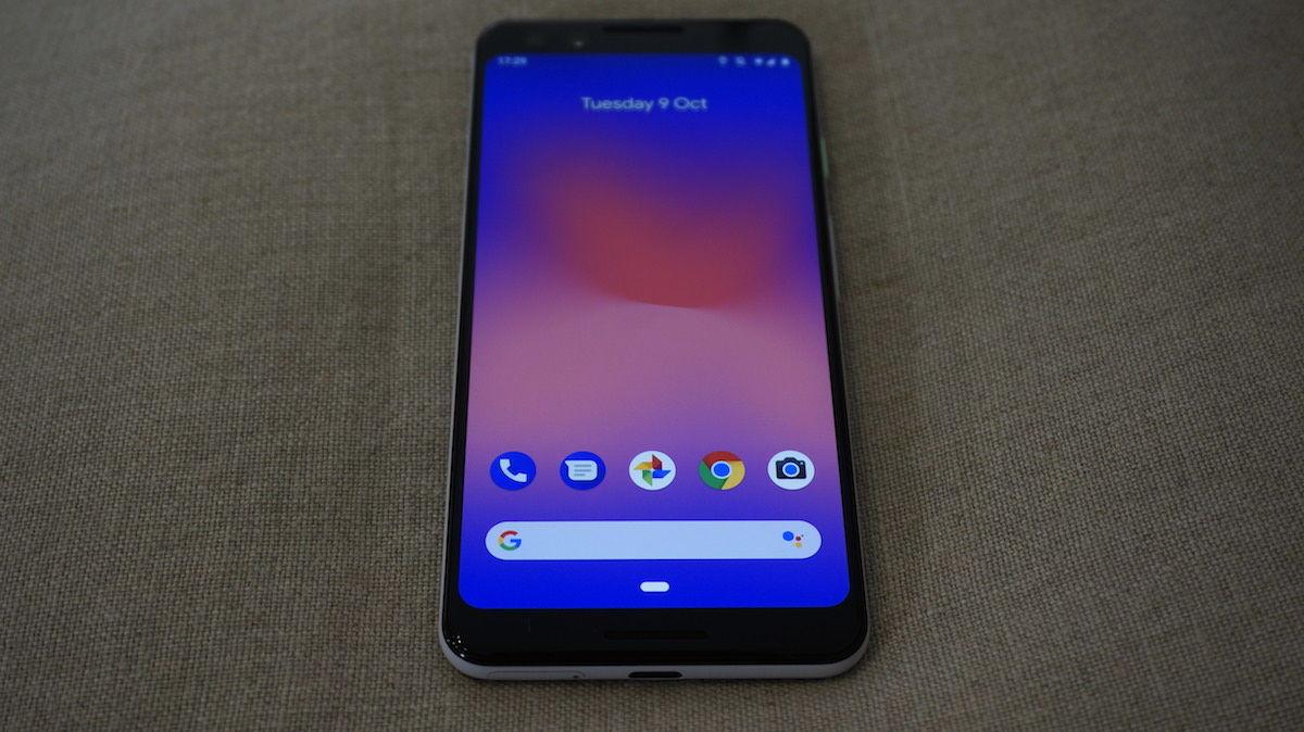 Google Pixel 3 评测