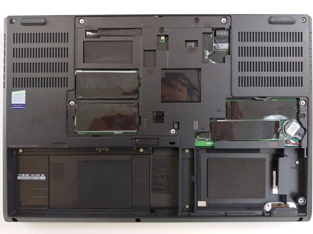 联想ThinkPad P52评测