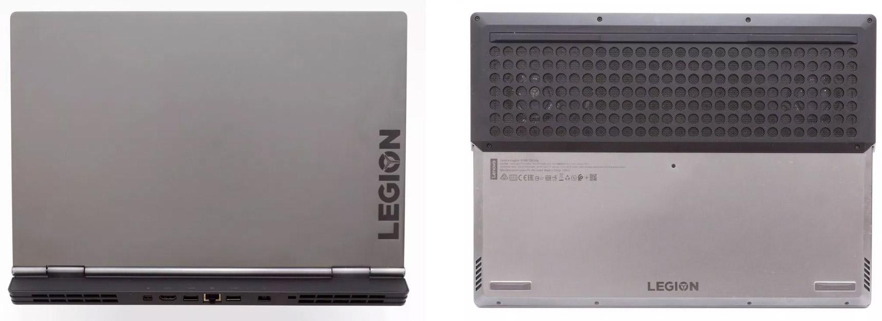 联想 Legion Y740评测