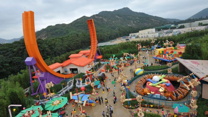 香港迪士尼旅游不排队攻略~教你如何一天玩完!