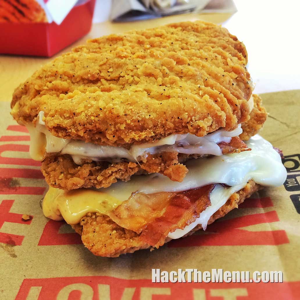 什么?原来KFC 也有隐藏式菜单!这些KFC餐点你一定都没有吃过!