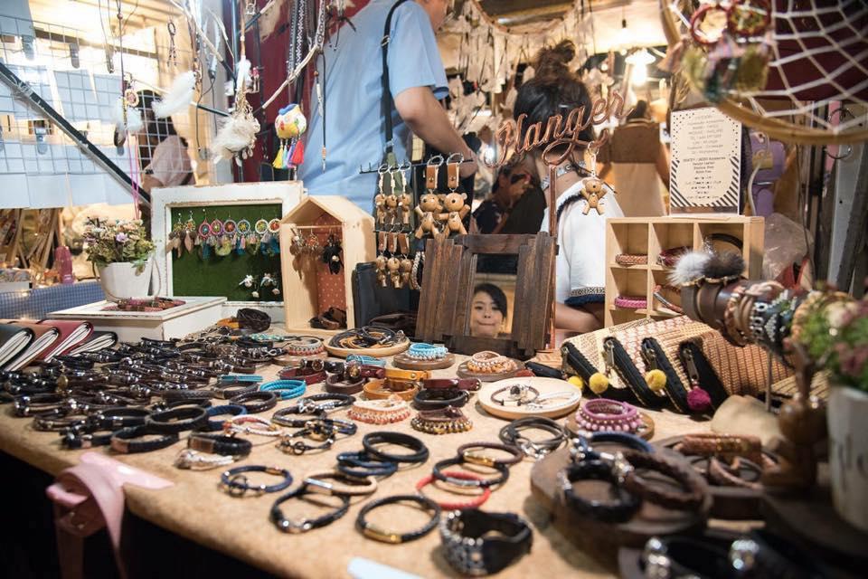 曼谷创意市集Artbox