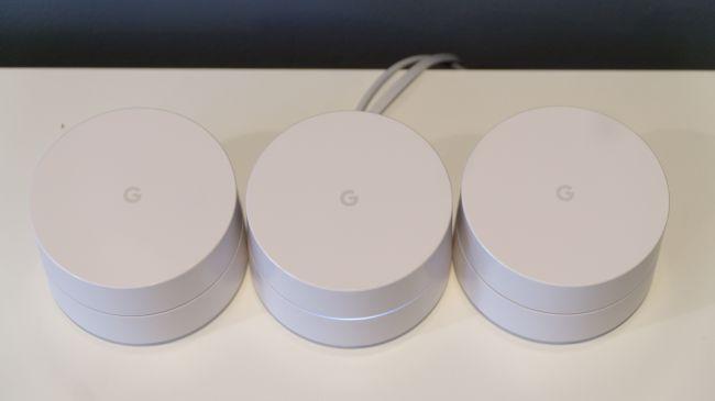 谷歌 Wifi 评测