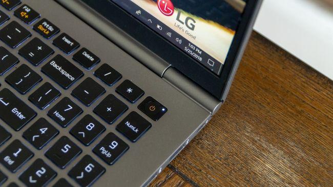 LG gram 15 Z980 评测