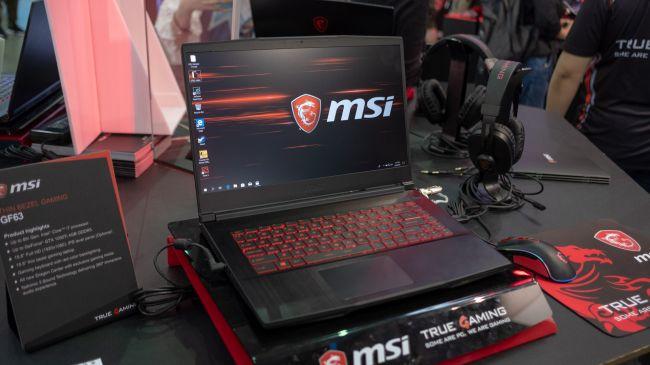 微星MSI GF63评测
