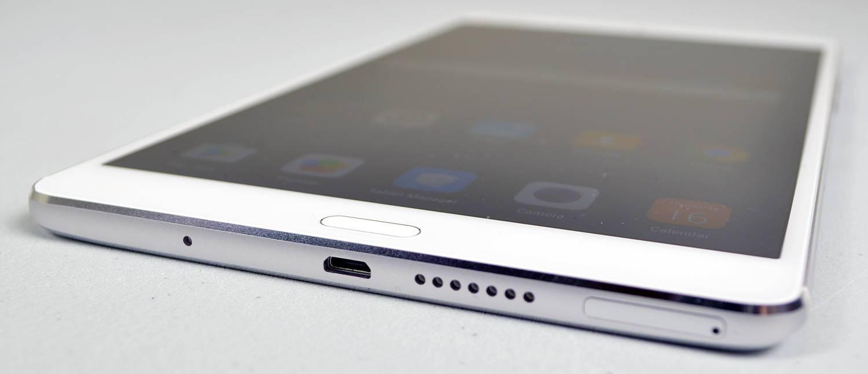 华为Huawei M3平板电脑评测