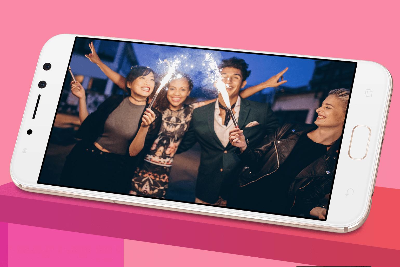 华硕 ASUS ZenFone 4 Selfie Pro评测