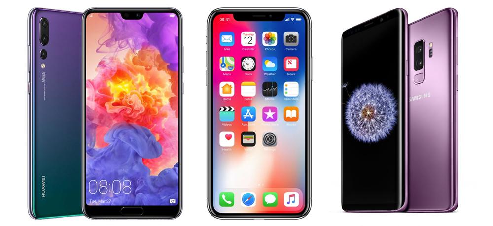 华为 P20 Pro、三星 S9+和iPhone X 三大旗舰拍照巅峰对决
