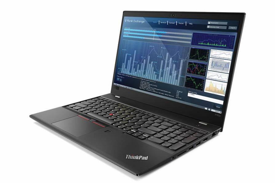 联想 Lenovo ThinkPad P52s 评测