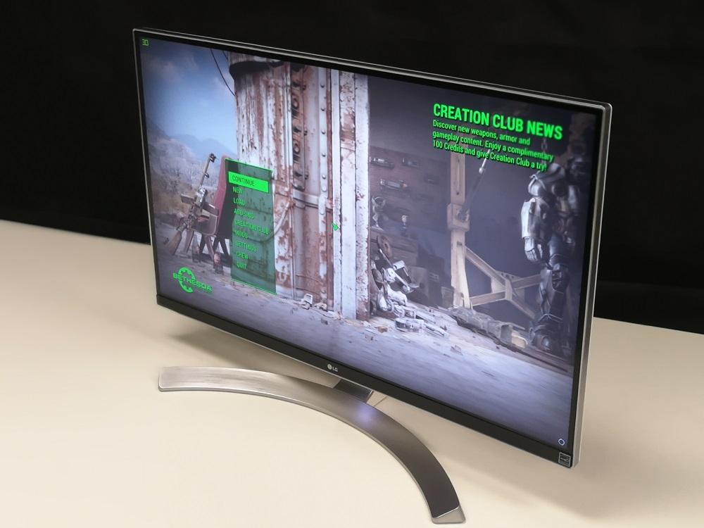 LG 27UD88-W Ultra HD 4K显示器 评测