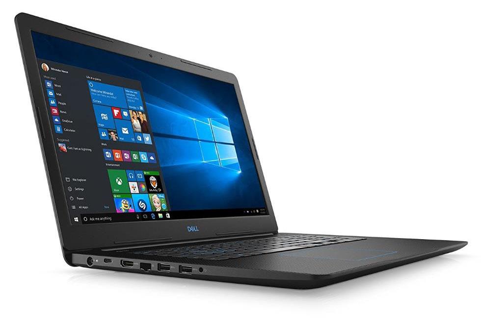 Dell 戴尔 灵越游匣 G3 17 3779 评测