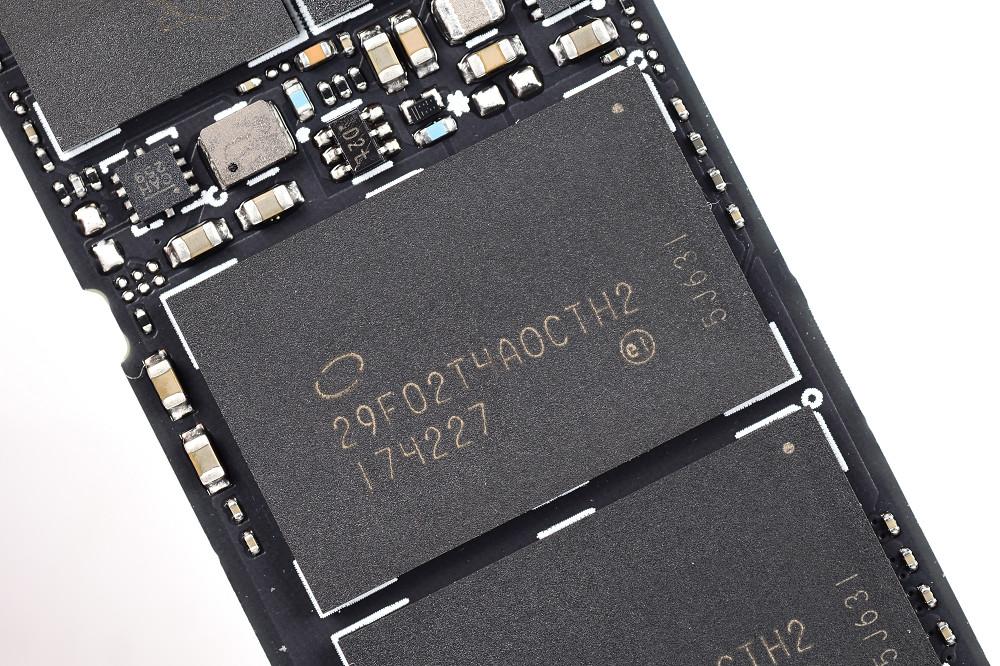 Intel 760P SSD固态硬盘评测