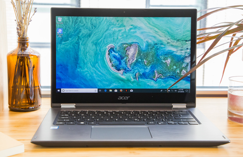 宏碁 Acer Spin 3 评测