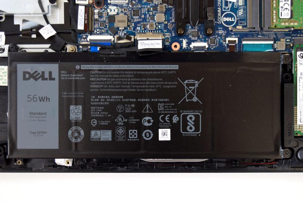 Dell 戴尔 Latitude 15 3590 评测