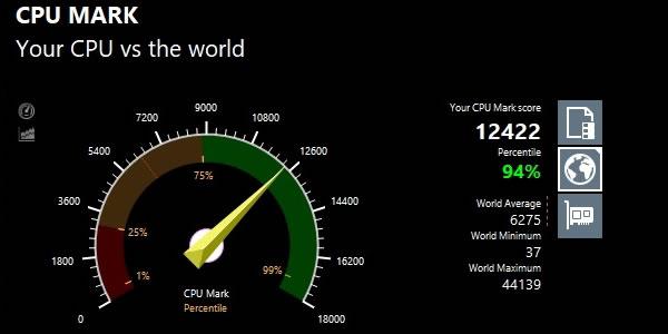 Intel Core i7-8750H和i7-7700HQ性能跑分对比评测