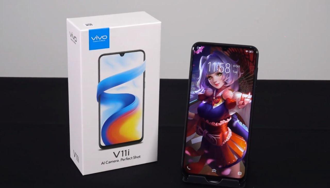 vivo V11i评测