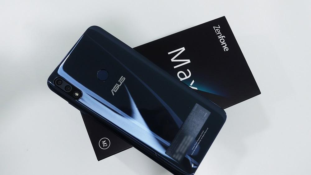 华硕 ZenFone Max Pro M2评测