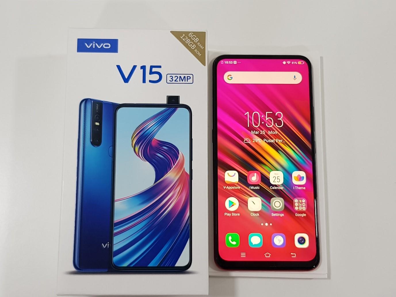 Vivo V15评测