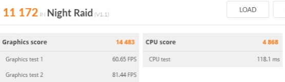 Intel Core i7-1165G7性能跑分和评测