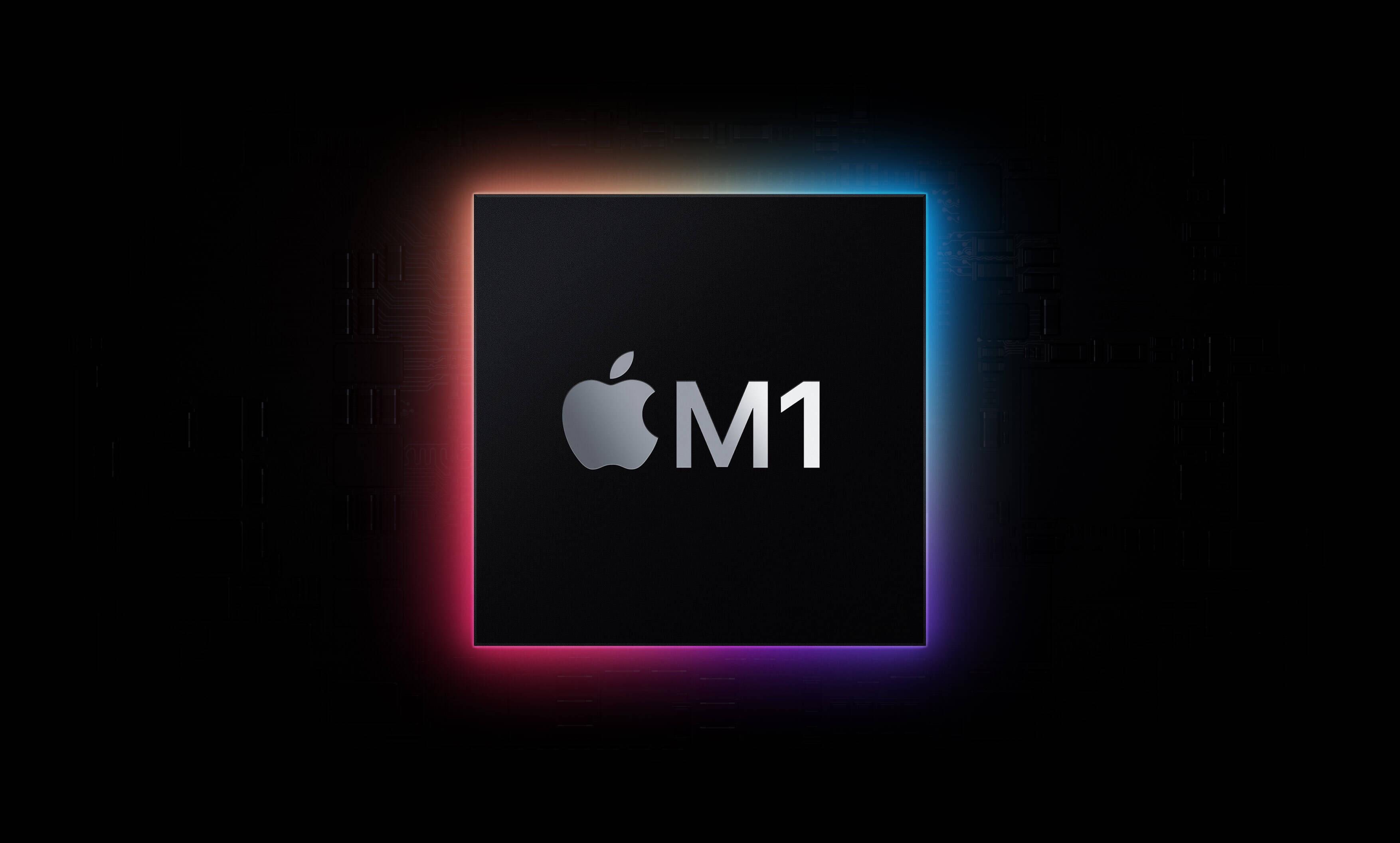 苹果M1芯片处理器怎么样?性能相当于什么水平级别?