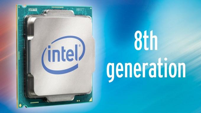 Intel Core i9-8950HK和i7-7820HK性能跑分对比评测