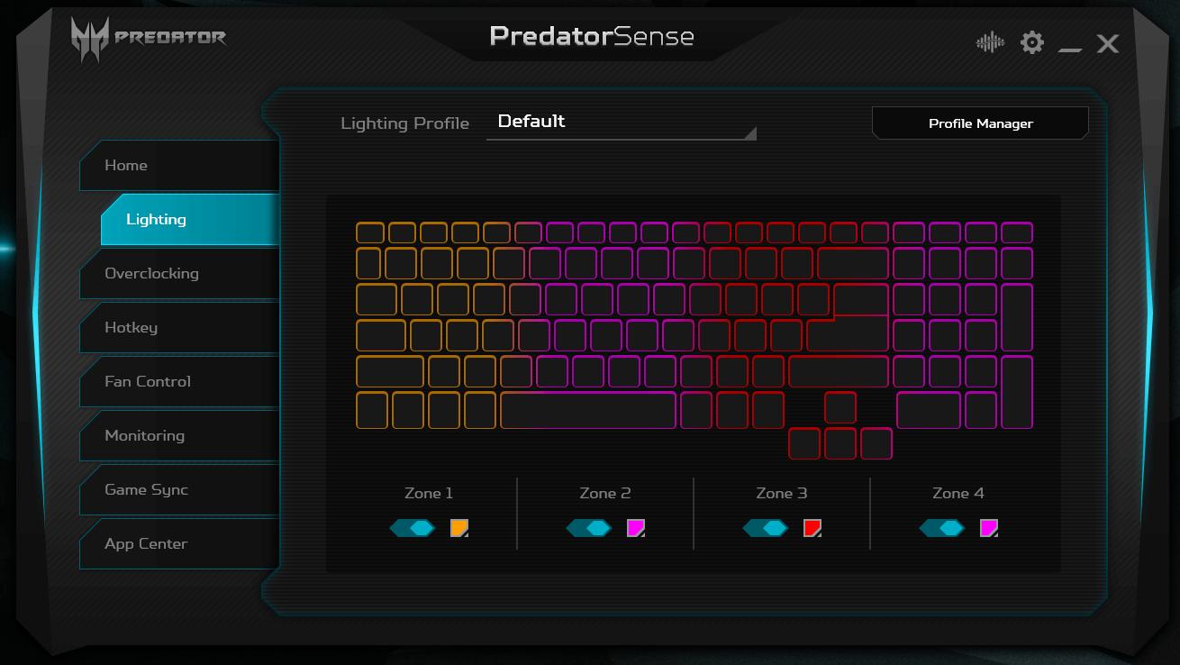宏碁 Predator Helios 500评测