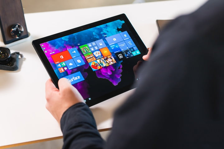 微软 Surface Pro 6 评测